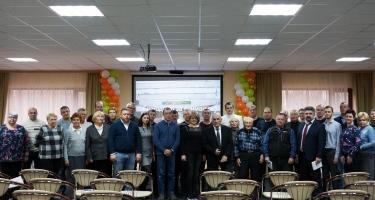 Встреча растениеводов нескольких областей РФ состоялась в подмосковном городском округе Домодедово